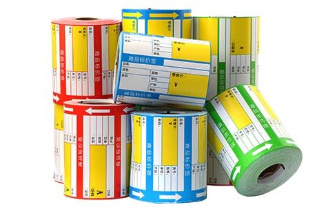 码研(MYBARCODE)超市货架标签 商品标价签 价格签标价牌8040